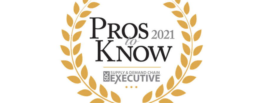 Pros to Know Award Logo